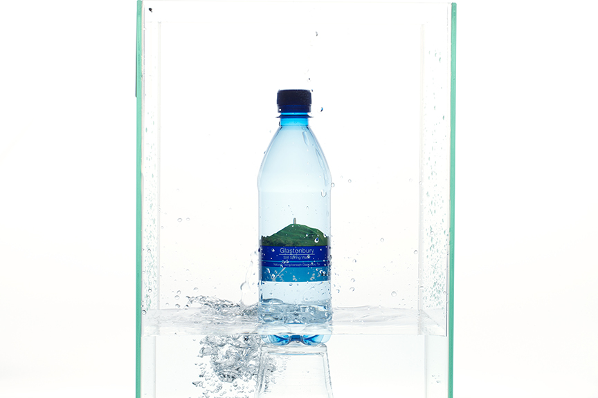 Commercial Photography Glastonbury Spring Water 1