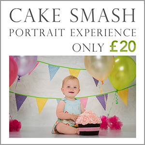 Cake Smash Photography Somerset