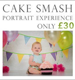 Cake Smash Photography Somerset