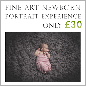 Fine Art Newborn Photography Somerset