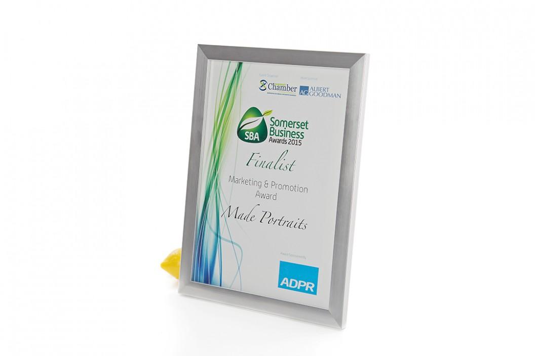 Somerset Business Awards Finalist