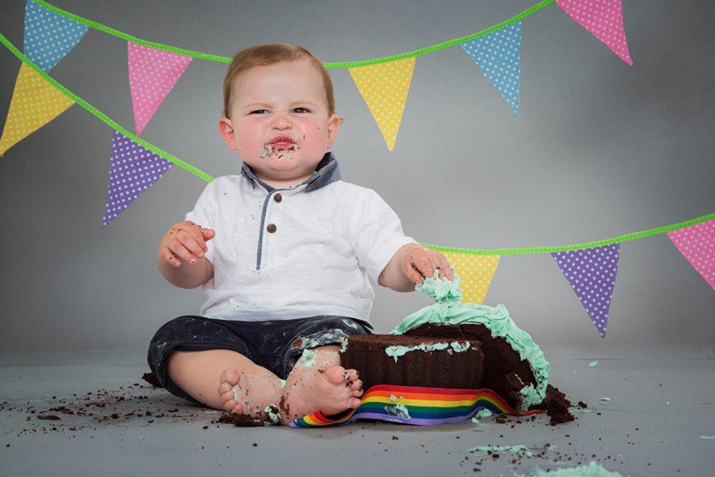 Cake Smash Somerset