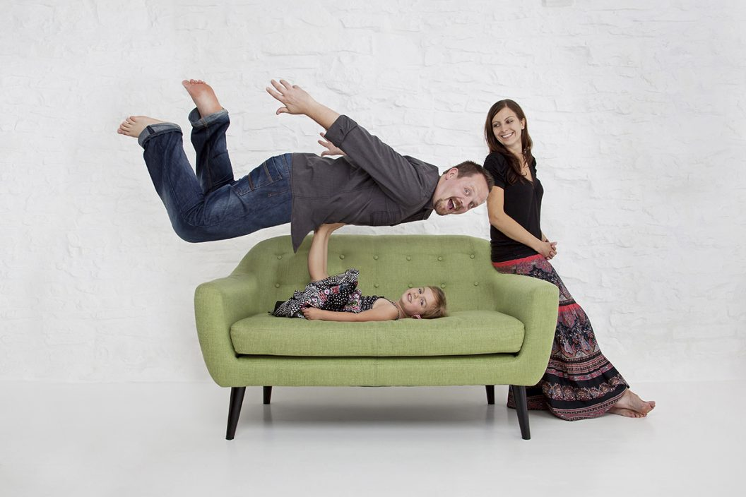 Creative Family Portraits Somerset