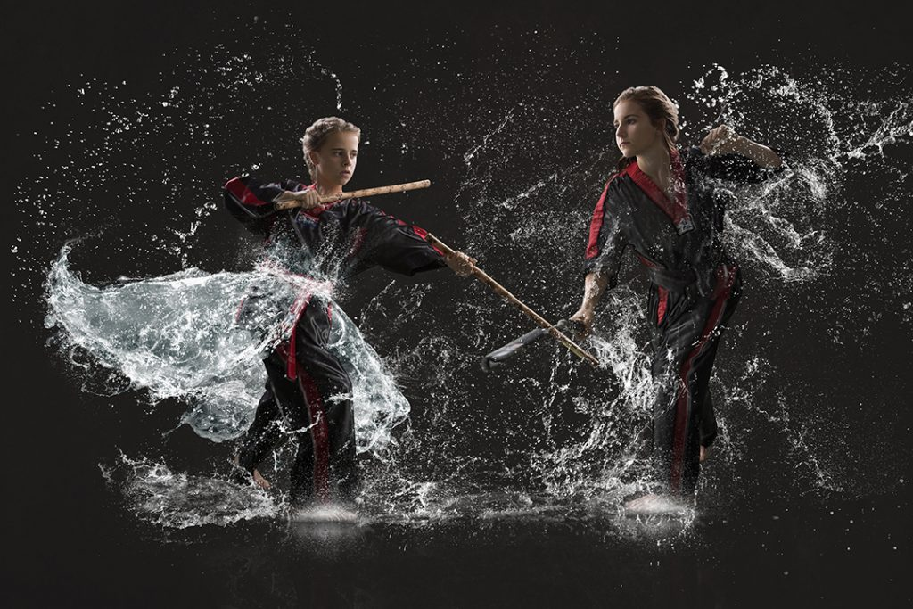 Kids Karate Photography Somerset