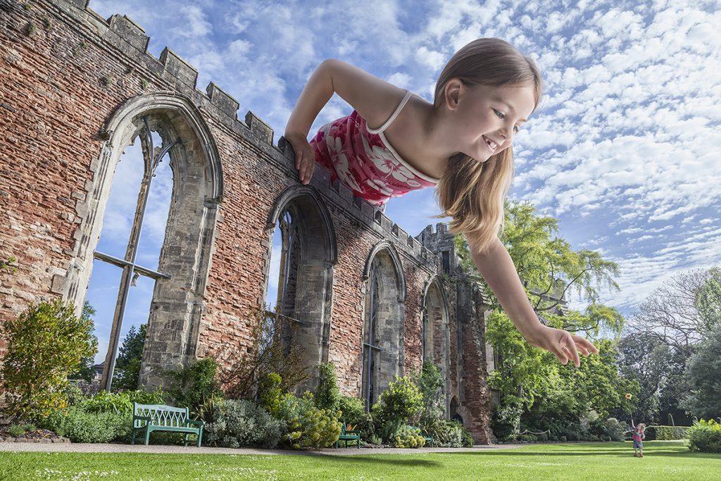 Kids as Somerset Giants Photos